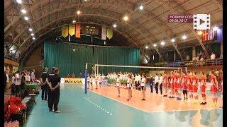 Євроліга з волейболу в Івано-Франківську