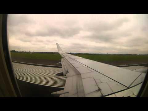 [Transavia 737-800] Amsterdam Schiphol - Barcelona El Prat