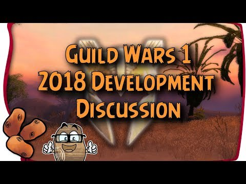 """Guild Wars 1 - Another 2018 Update & The """"Low Hanging Fruit"""" Further Development Comments"""
