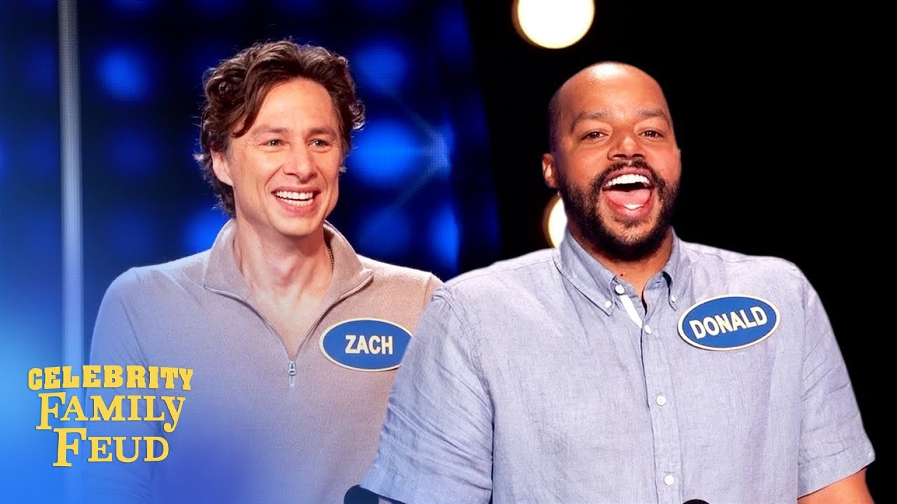 Download It's time for a Scrubs reunion on Celebrity Family Feud! STAT!
