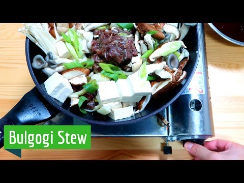 How to make Bulgogi Stew