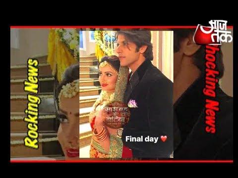 Shesha & Rocky married in Naagin-2