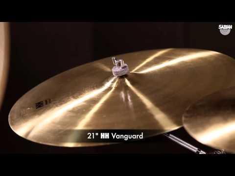 "SABIAN 21"" HH Vanguard - New for 2016"