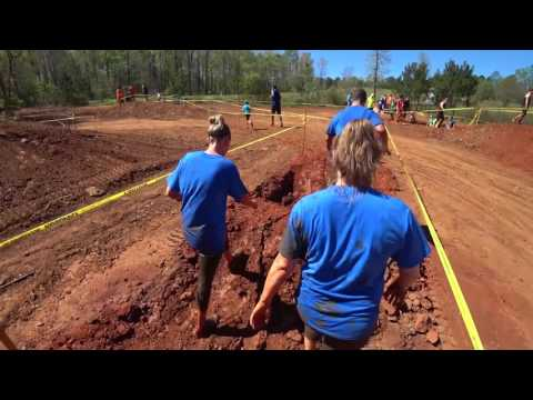 Macon Mud Run 2017