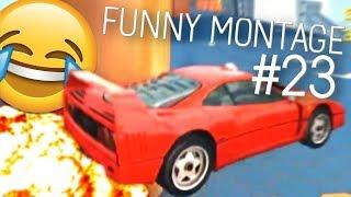 Скачать FUNNY ASPHALT 8 MONTAGE 23 Funny Moments And Stunts