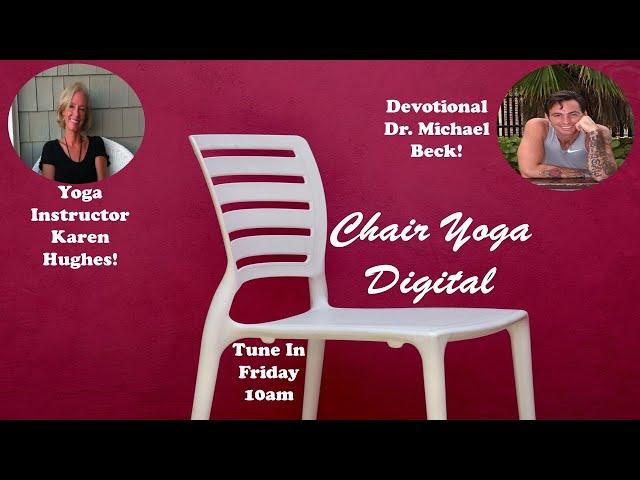 Chair Yoga Digital