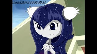 ::Recoloring【Sonic X】To Lunar The Seedrian:: ~Request - EveCrystal~
