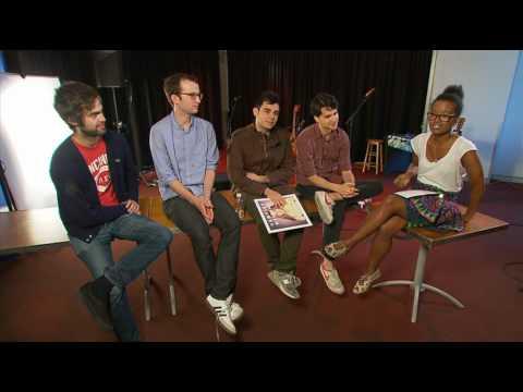 Video Hits Interview Vampire Weekend
