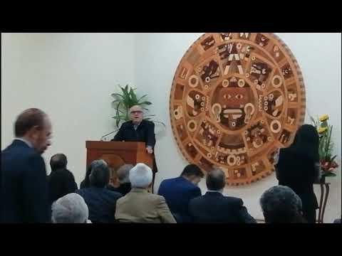 """Alfredo Jalife: Conferencia Magistral """"Futuro de la Inteligencia Artificial y las Profesiones"""""""