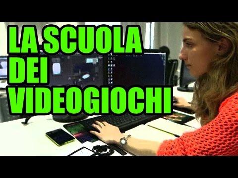 LA SCUOLA DEI VIDEOGIOCHI DI MILANO - Digital Bros Game Academy - Intervista al General Manager