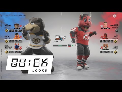 NHL 22 is ... better? [Quick Look]