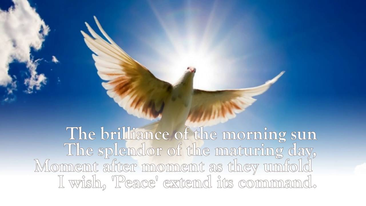 International Day of Peace 2016 - YouTube