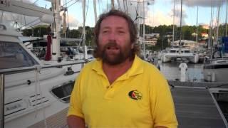 Chris Tibbs weather Cape Town to Brazil via St Helena