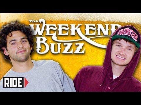 Paul Rodriguez & Shane O'Neill on 'Lil Wayne, Street League, Jason Dill & more! Weekend Buzz ep. 25