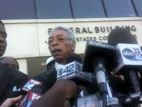Larry Langford responds to conviction