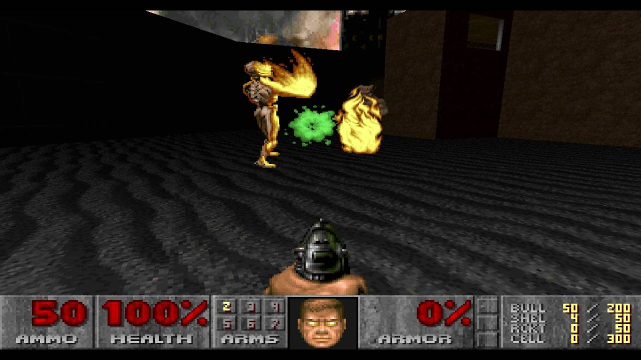 ZDoom advanced Ally commands