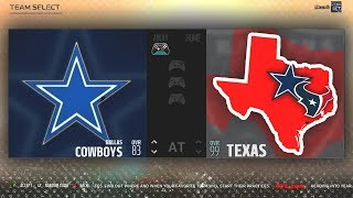 Video What If Every NFL Team From TEXAS Combined Into One SUPER Team? Madden NFL download MP3, 3GP, MP4, WEBM, AVI, FLV September 2018