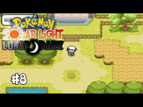 Pokemon Solar light & Lunar dark: Pokedex Completion Part 8- (African accent) Hunting me lion to eat