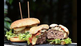 Ev Yapımı Hamburger Tarifi - Semen Öner - Yemek Tarifleri