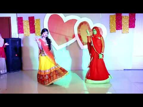 RupA & AbiR Holud Ceremony(TV pe breaking news)