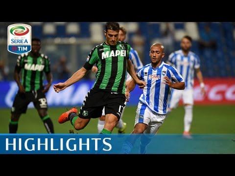 Sassuolo - Pescara - 2-1 - Highlights - Giornata 2 - Serie A TIM 2016/17