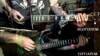 Attack Attack  Smokahontas (guitar cover by Alex Lubimov and Sergey Miheev)