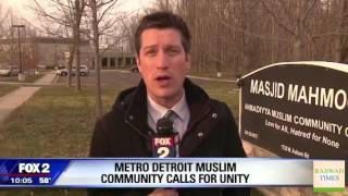 FOXNews: Ahmadiyya Muslims calls for unity after Brussels attacks