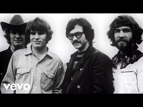 Creedence Clearwater Revival - Proud Mary (Official Lyric Vi