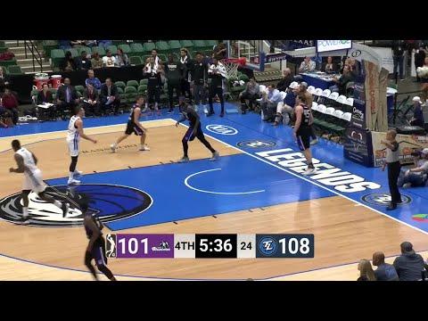 Brandon Ashley (26 points) Highlights vs. Reno Bighorns