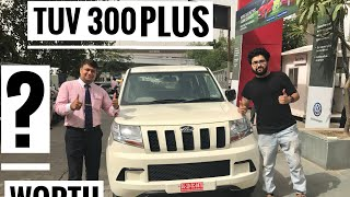Mahindra Tuv 300 Plus | 2018 Tuv 300 Plus | Tuv 300 Plus Features | Tuv 300 plus Test Drive