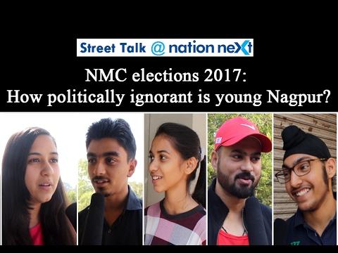 Nagpur Municipal Corporation Elections 2017 | Street Talk @ Nation Next