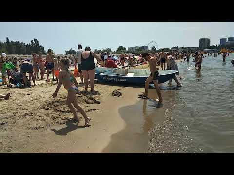 3 августа. Про море и пляжи в Анапе. Переезд в Краснодар
