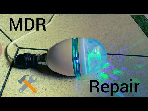 Disco Led Light Bulb Repair(हिंदी)  केवल 25 रुपए मे    Important Information In Description