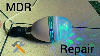(हिंदी)Repair Led disco light(हिंदी)  केवल 25 रुपए मे    Important information in description