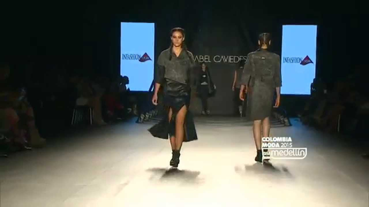 Colombia Moda 2015 - Infashion by Isabel Caviedes.