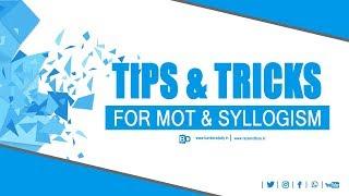 Tips & Tricks for MOT & Syllogism | for IBPS RRB PO& Clerk Prelims 2018 | Mr.Jackson