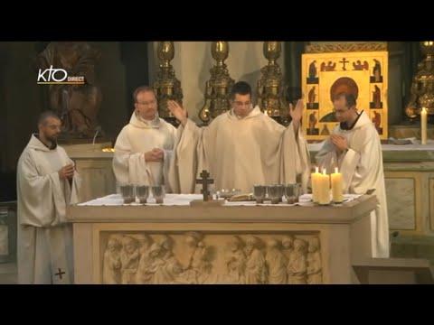 Messe du jour