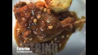 Las Palmeras Catering