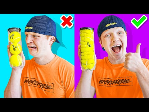 10 BEST Life Hacks You MUST Know!
