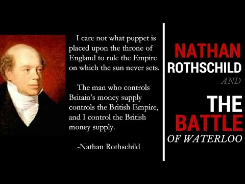 Nathan Rothschild and the Battle of Waterloo