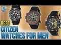 10 Best Citizen Watches for Men 2018