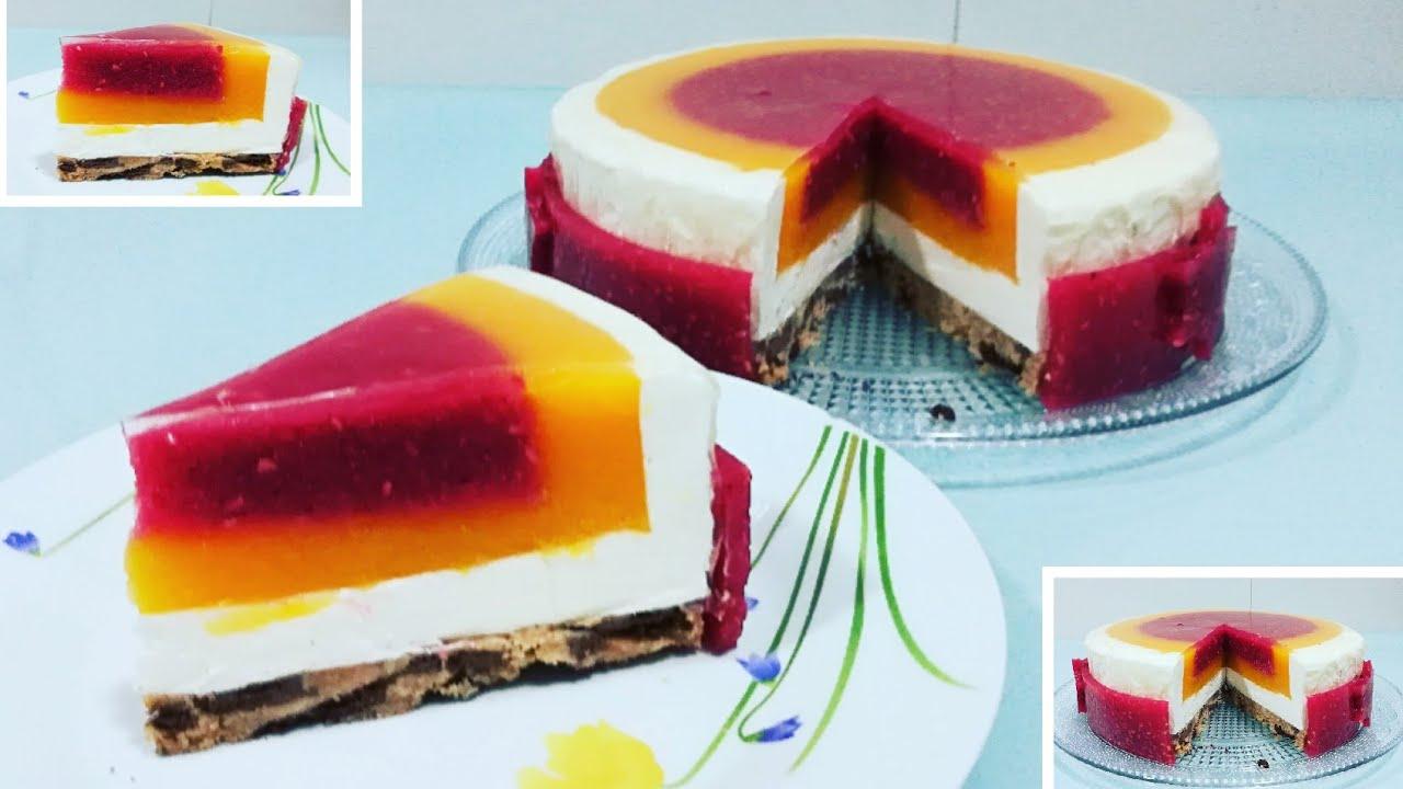 Crema cu gelatina pentru Tort