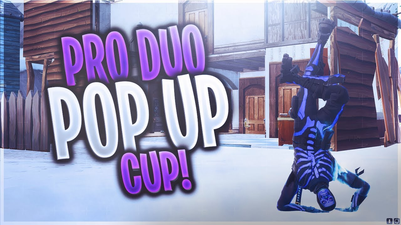 Pro Explorer Pop Up Cup w/ Typical Gamer! (63 Points)