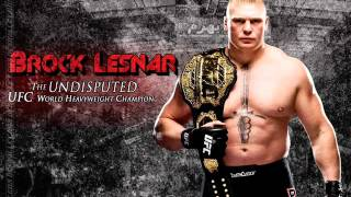 Brock Lesnar UFC Theme Song-Shout At The Devil