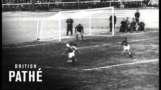 First Soccer Match In Moscow (1950-1959)