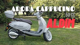 İlk Motorum Arora Cappucino 50 cc İlk 2 Ay 400 Km Yaptım. Neden 50 cc Aldım?