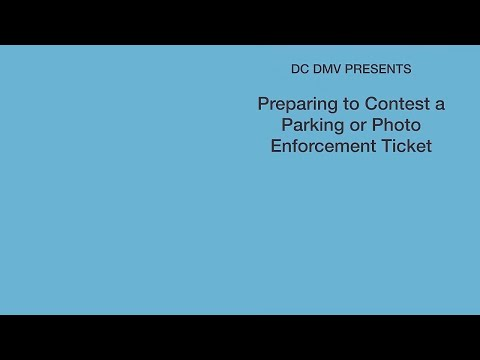 preparing-to-contest-a-parking-or-photo-enforcement-ticket