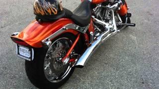 2008 Harley Davidson FXSTSSE2 CVO Screamin