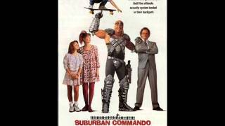 Suburban Commando - Almost Like Paradise by Robert Jason