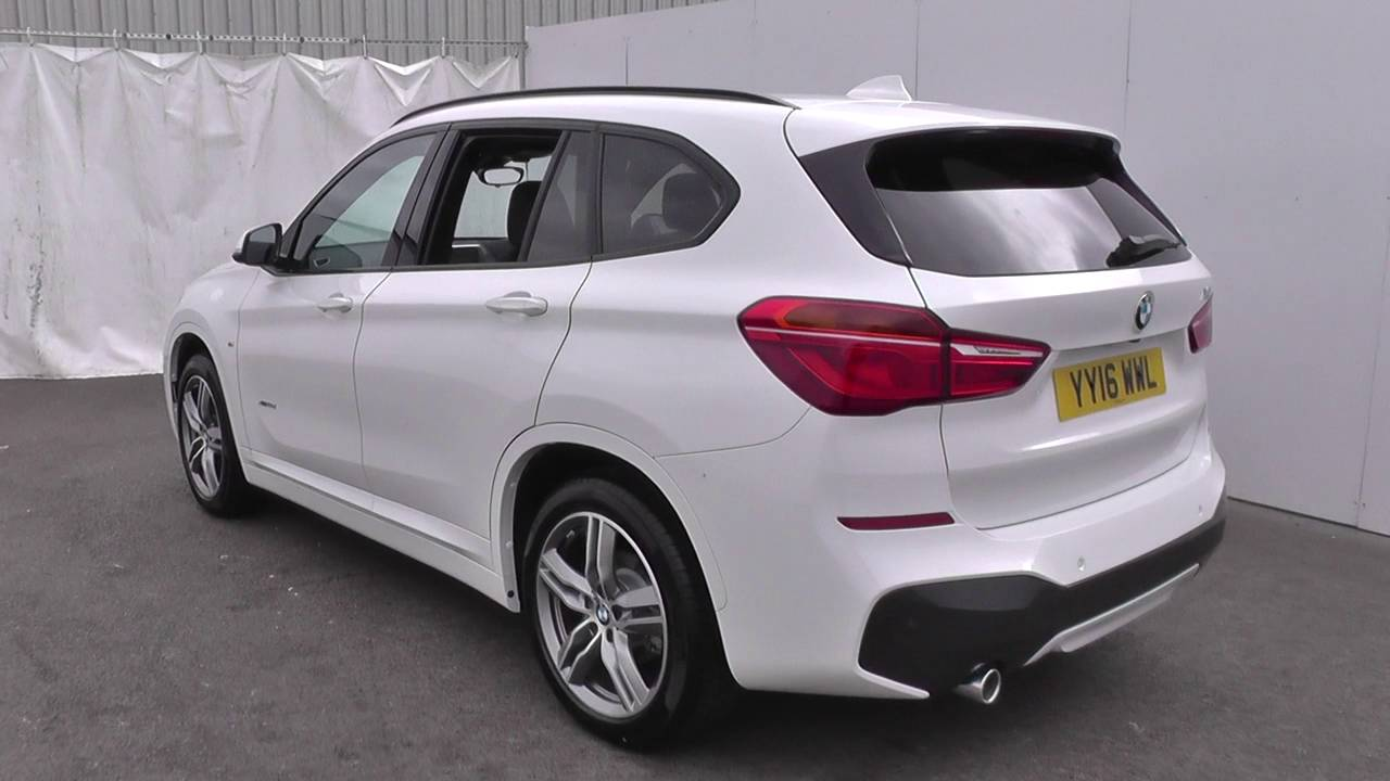 bmw x1 f48 x1 xdrive18d m sport b47 zmx2 u16334 youtube. Black Bedroom Furniture Sets. Home Design Ideas